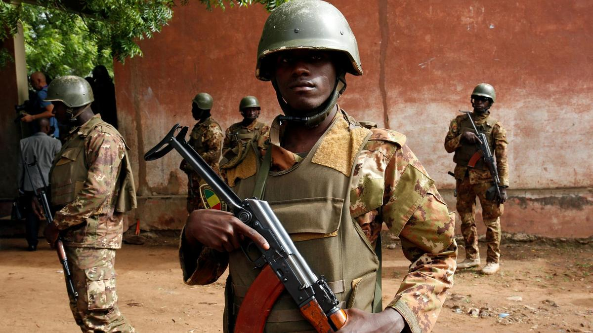 Malian army engage in major clash with jihadists