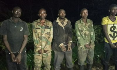 Rwanda arrests 5 suspects from Hutu militia based in DR Congo