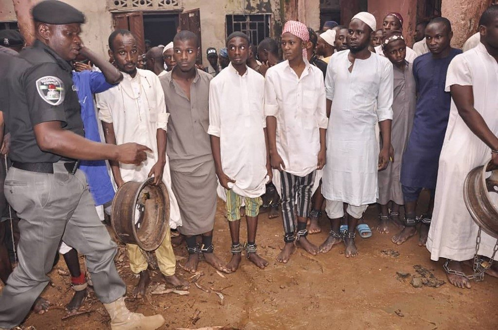"""Nigeria's uncovered torture """"school"""" sparks concerns on state of Islamic schools"""