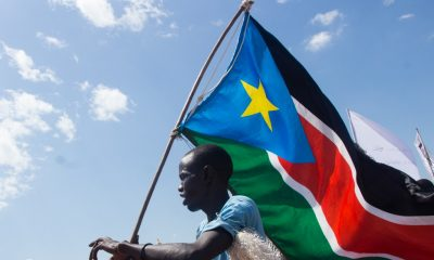 South Sudan President and rebel chief given 100 days to form unity government