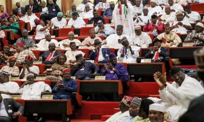 Nigeria's social media bill passes second reading