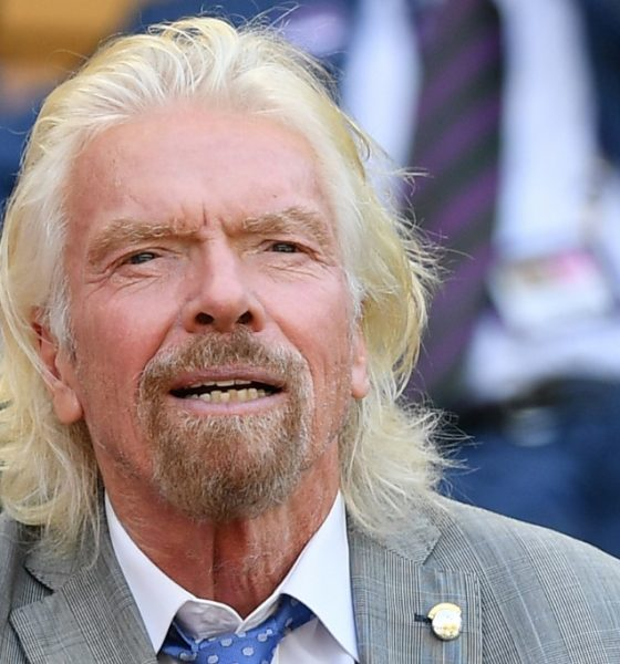 Richard Branson apologises to South Africa for 'non-inclusive' tweet
