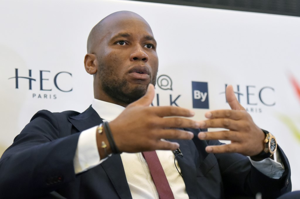 Drogba begins 'million trees' deforestation project in Ivory Coast