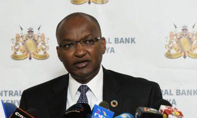 Kenya's Central bank lowers lending rate