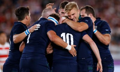 Scotland set to face world champions Springboks