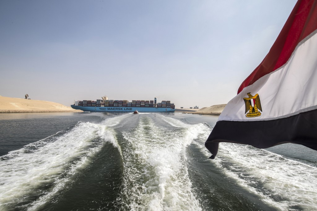 Egypt celebrates 150 years of the Suez Canal