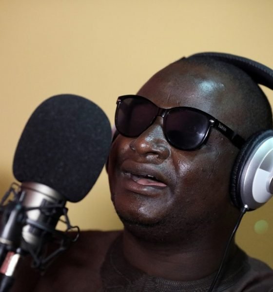 Blind singer rises from street beggar to star in Kaduna, Nigeria