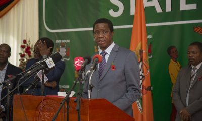 Edgar Lungu marks 63rd birthday by pardoning jailed leader