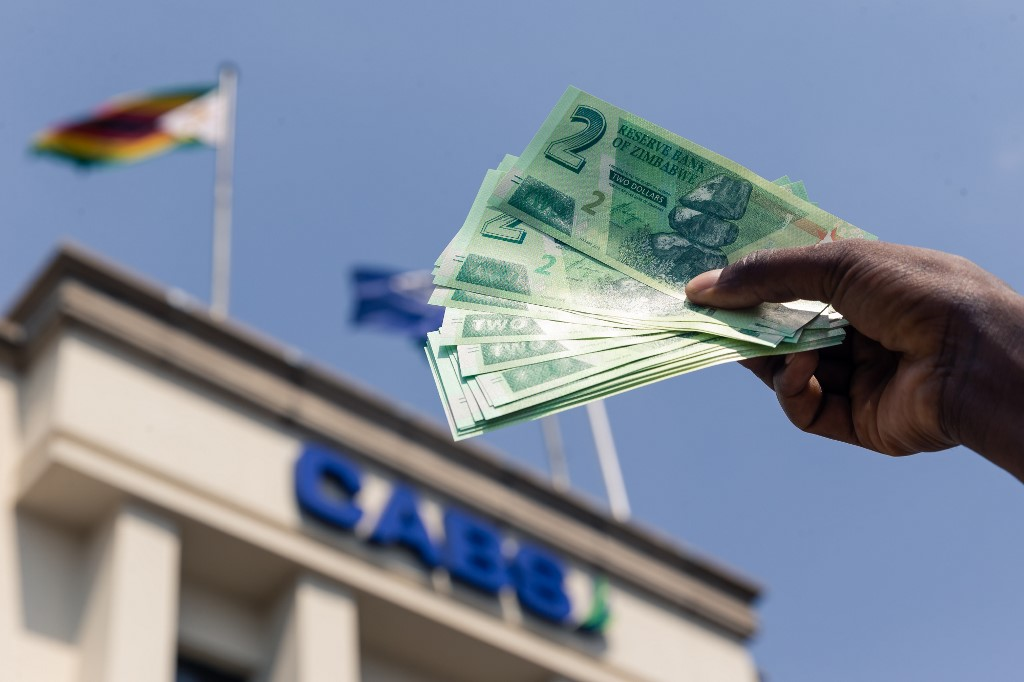 Zimbabwe target cash shortages with new banknotes and coins