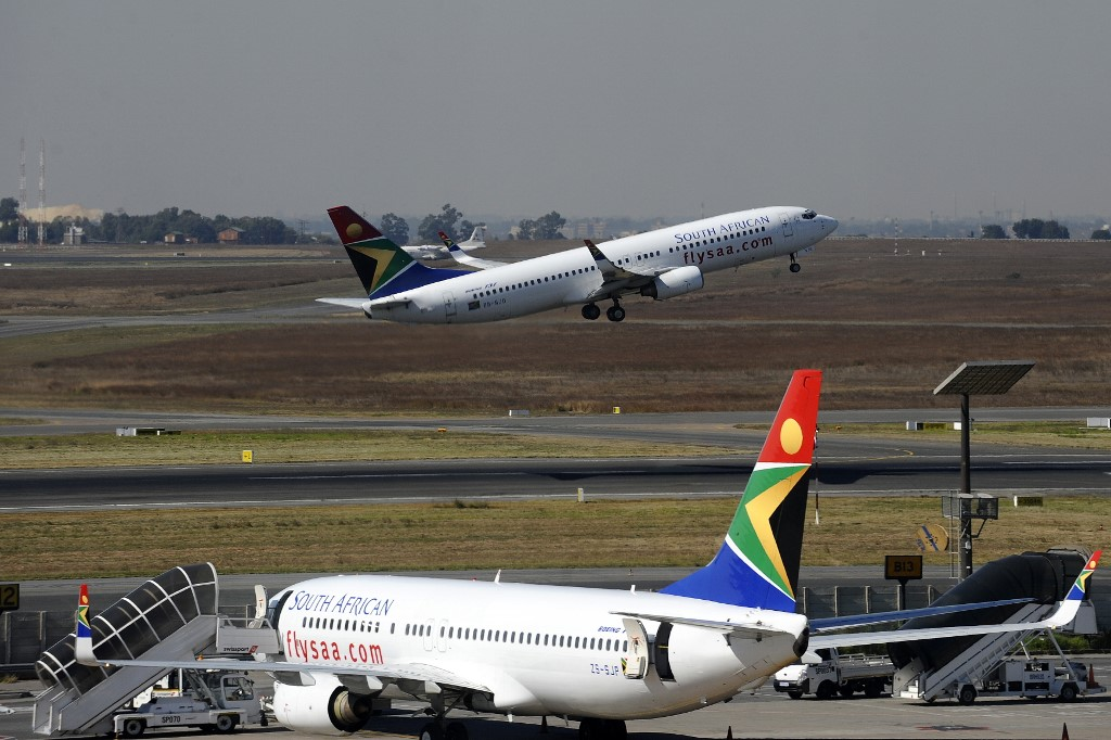 South African Airways cancels flights ahead of strike