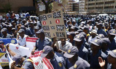 South Africa face national crisis over gender-based violence