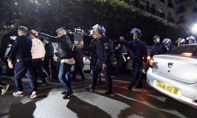 Algerian protesters seek political system reformation
