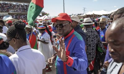 Namibia set for elections despite tough economy