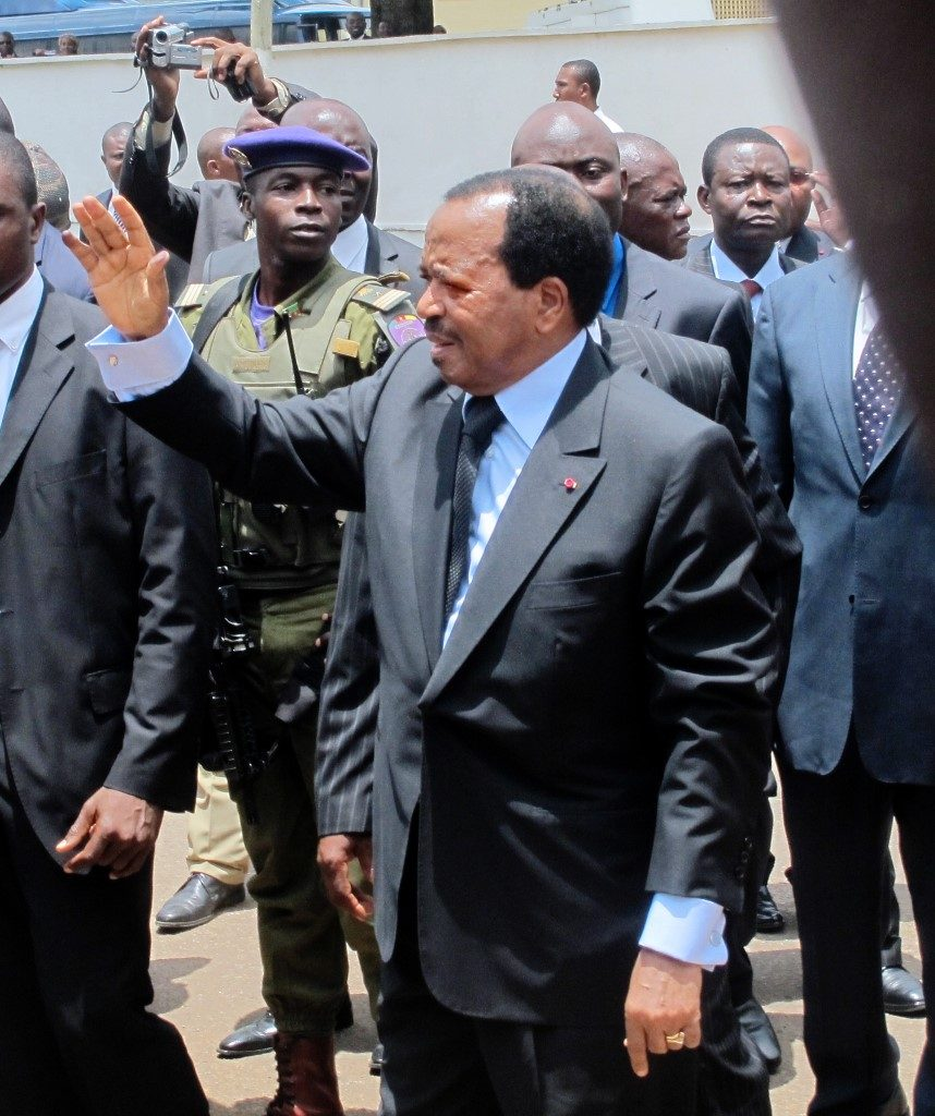 cameroon announces parliamentary election date