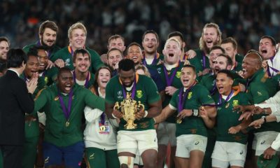 Springboks Rugby World Cup win springs hope of unity in South Africa