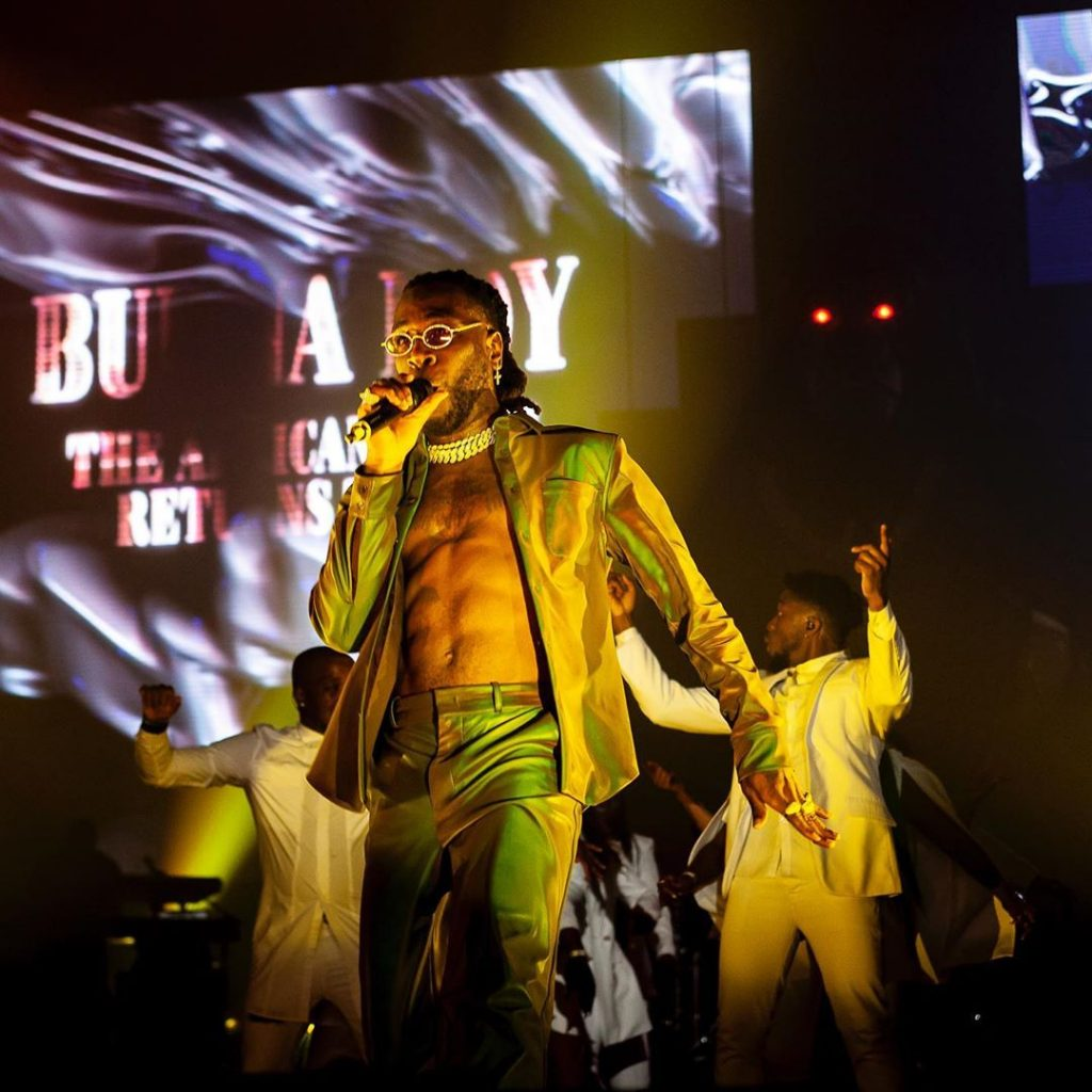 "Burna Boy's ""Africans Unite"" concert in South Africa cancelled following outrage"