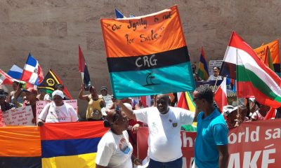 "Chagos Islanders protest against UK's refusal to leave and end ""colonial rule"""