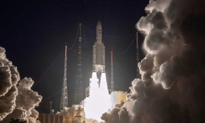 Egypt launches first telecom satellite