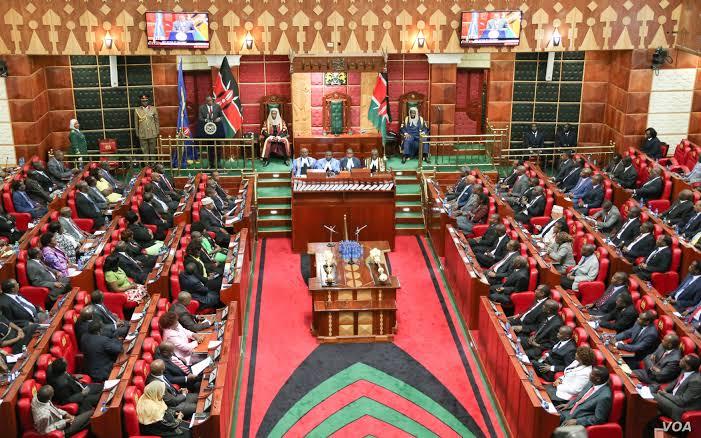 Kenya's parliament approves extra Ksh 78 billion in spending