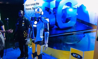 MTN Nigeria test runs 5G in Calabar