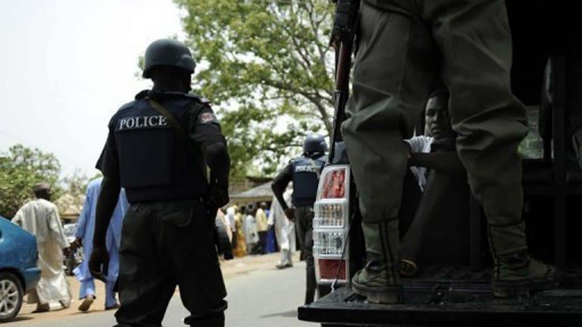 Nigeria police rescue 15 people chained up in Lagos church