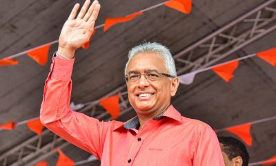 Mauritian PM seeks mandate in first poll since succeeding his father