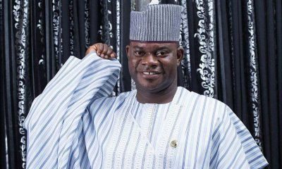 The Independent National Electoral Commission has declared Governor Yahaya Bello winner of 2019 Guber election in Kogi State. Read now.
