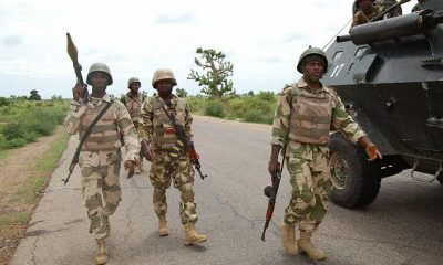 ISWAP fighters ambush and kill 10 Nigerian troops