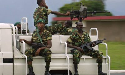 Gunmen ambush and kill 8 Burundian soldiers