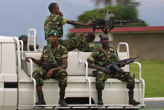 Gunmen ambush and kill 8 Burundian soldiers