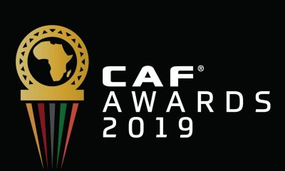 CAF announces 10-man men's Player of the Year shortlist, other categories