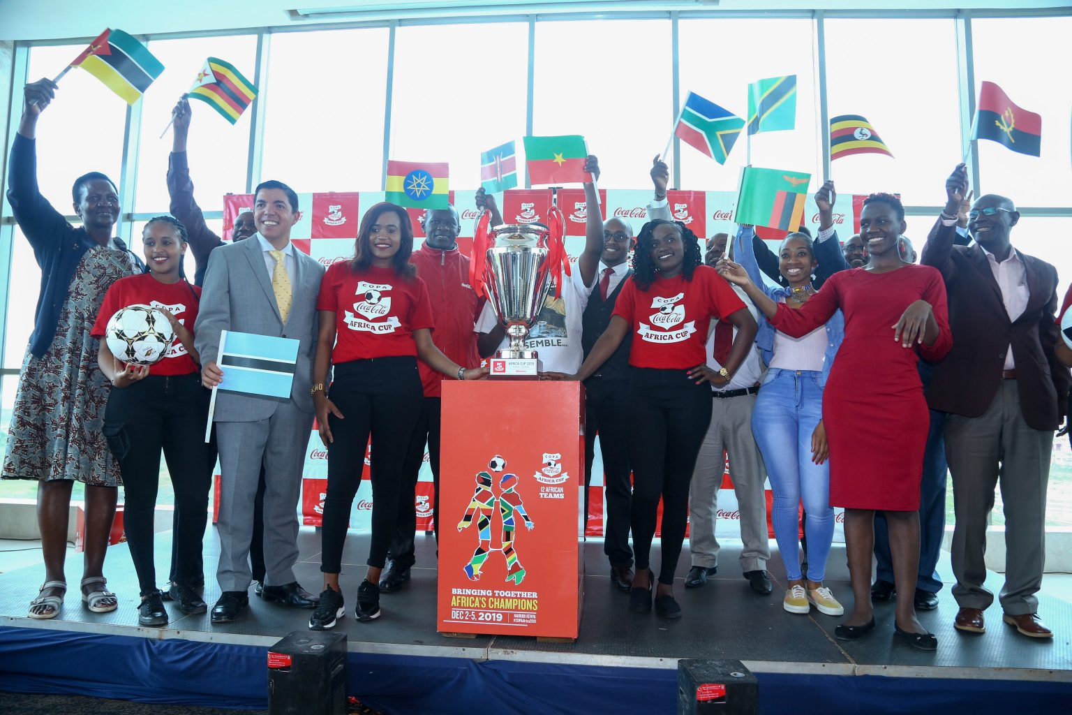 Kenya set to host second Copa Coca-Cola Africa Cup