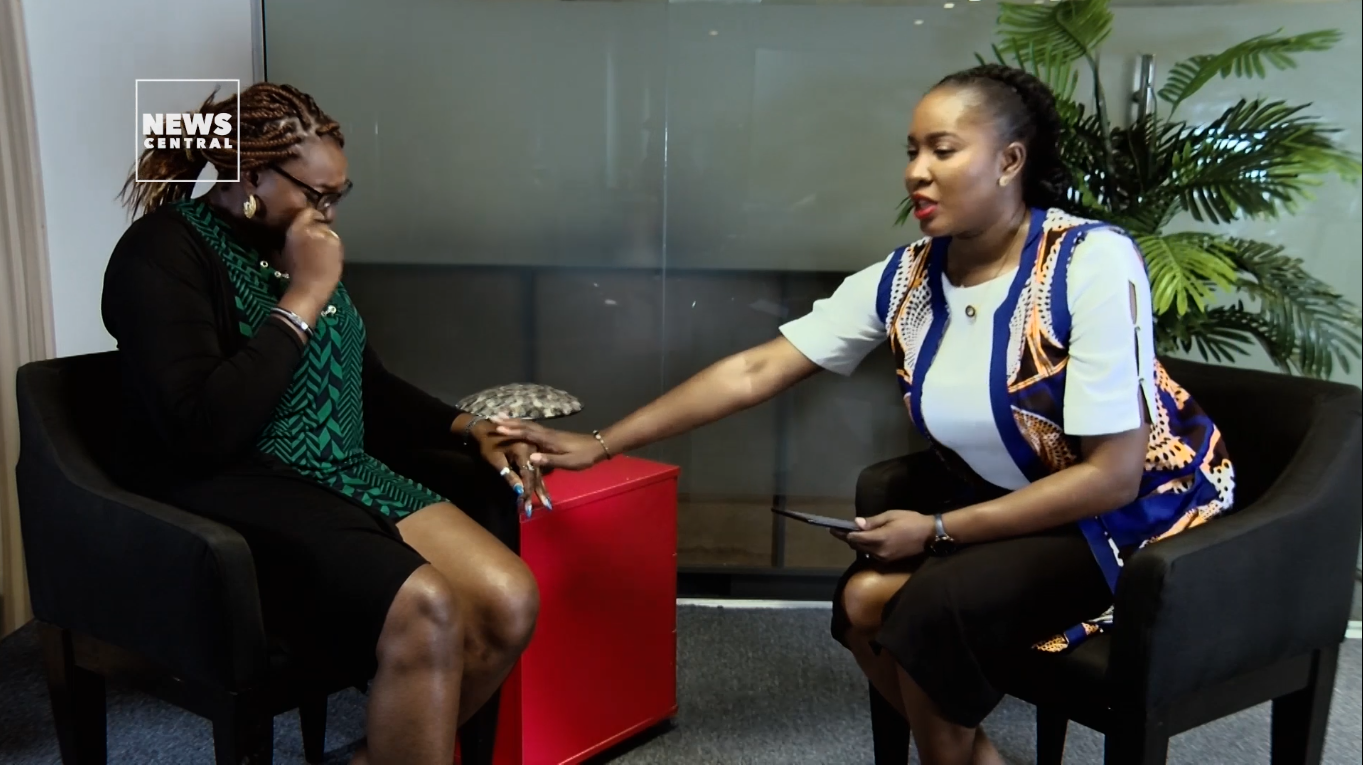 #NCExclusive: Dorothy Njemanze Shares Her Story of Sexual Assualt pt 1