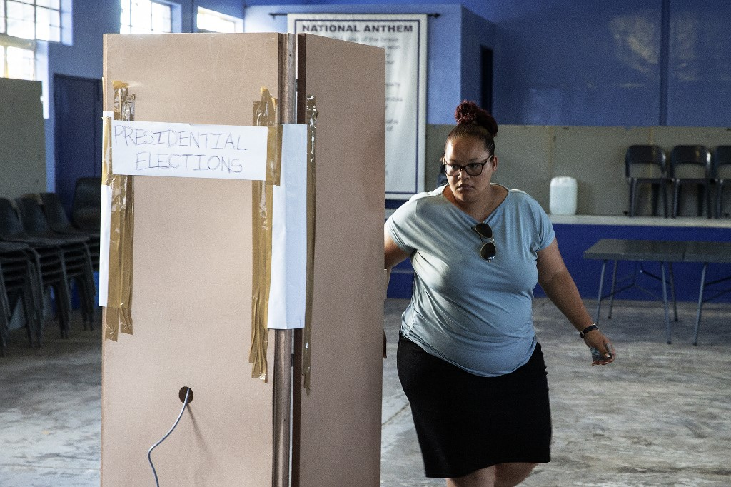 Voting opens in Namibia for presidential and national assembly elections