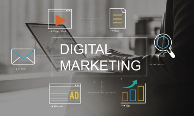 Growth of digital marketing