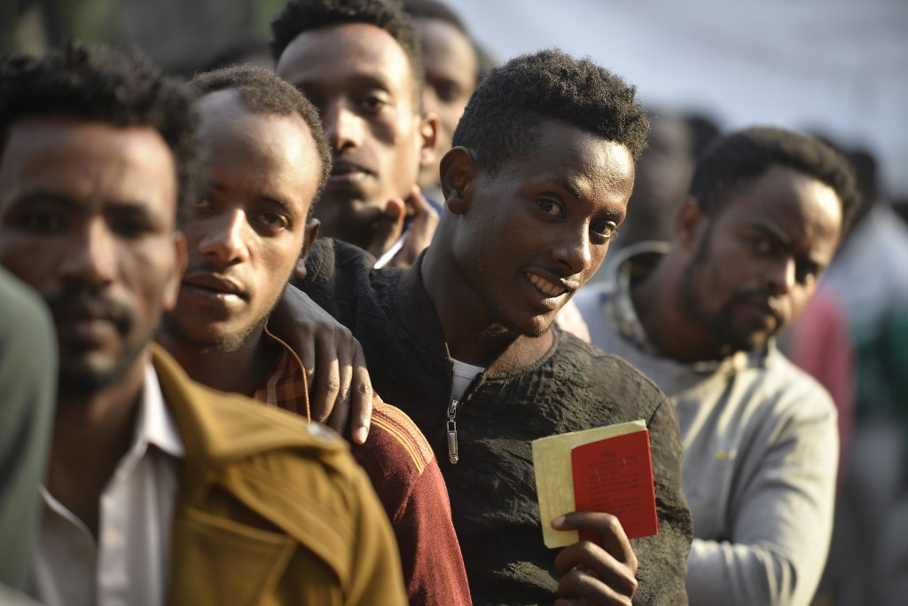 Ethiopia's Sidama ethnic group votes in referendum on statehood