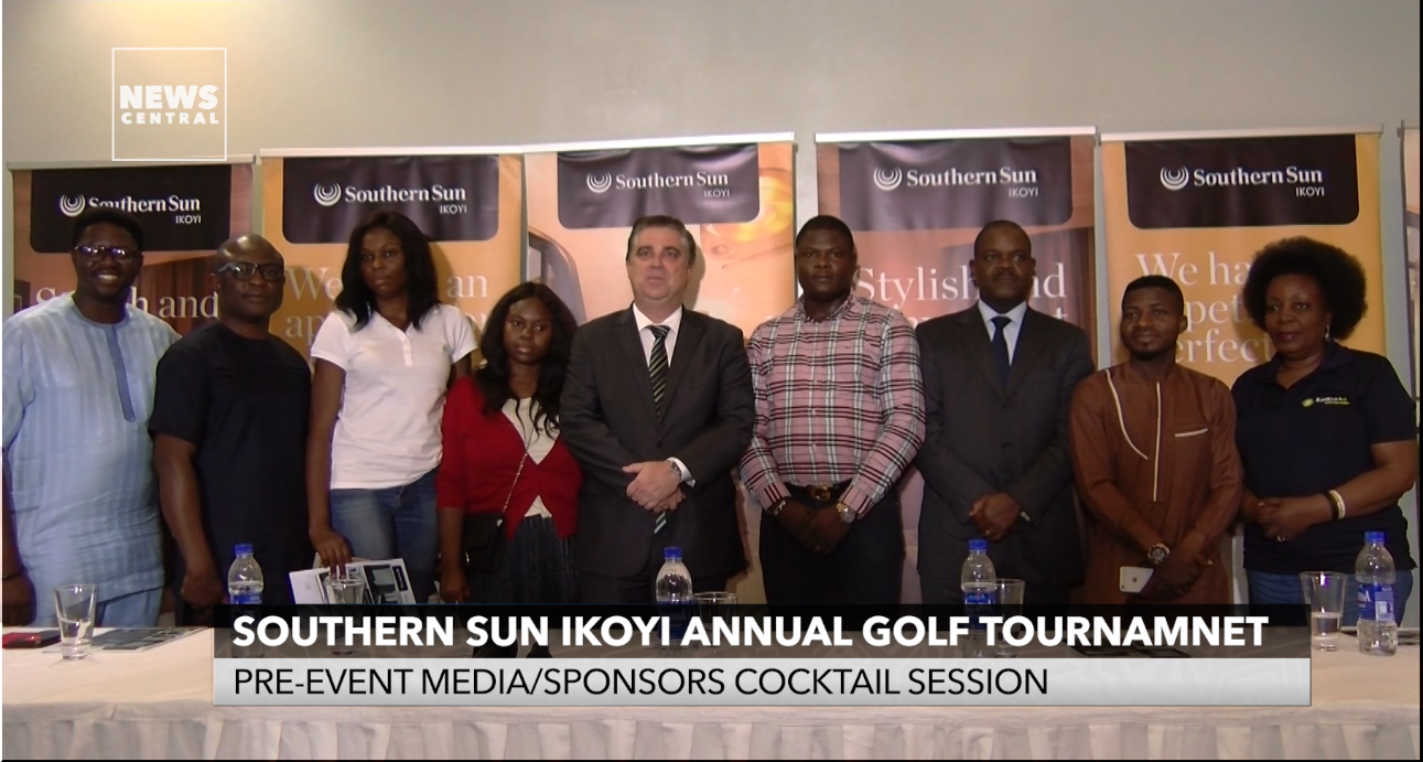 Southern Sun Ikoyi Golf Tournament Press Briefing