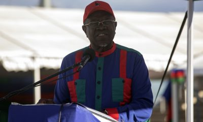 Namibia decides: President Hage Geingob wins election to secure second term