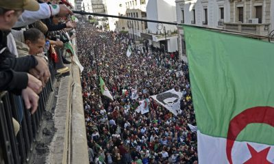 Algeria's presidential election to hold on Thursday amidst nationwide protest
