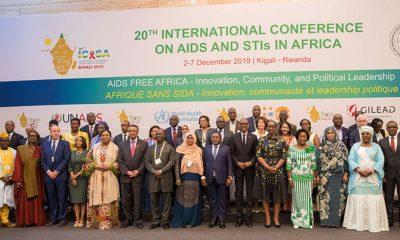 20th ICASA Conference, Kigali