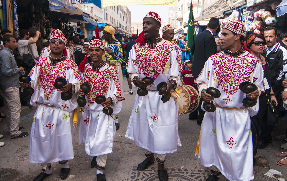 UNESCO adds Morroco's Gnawa culture to list of Intangible Cultural Heritage of Humanity