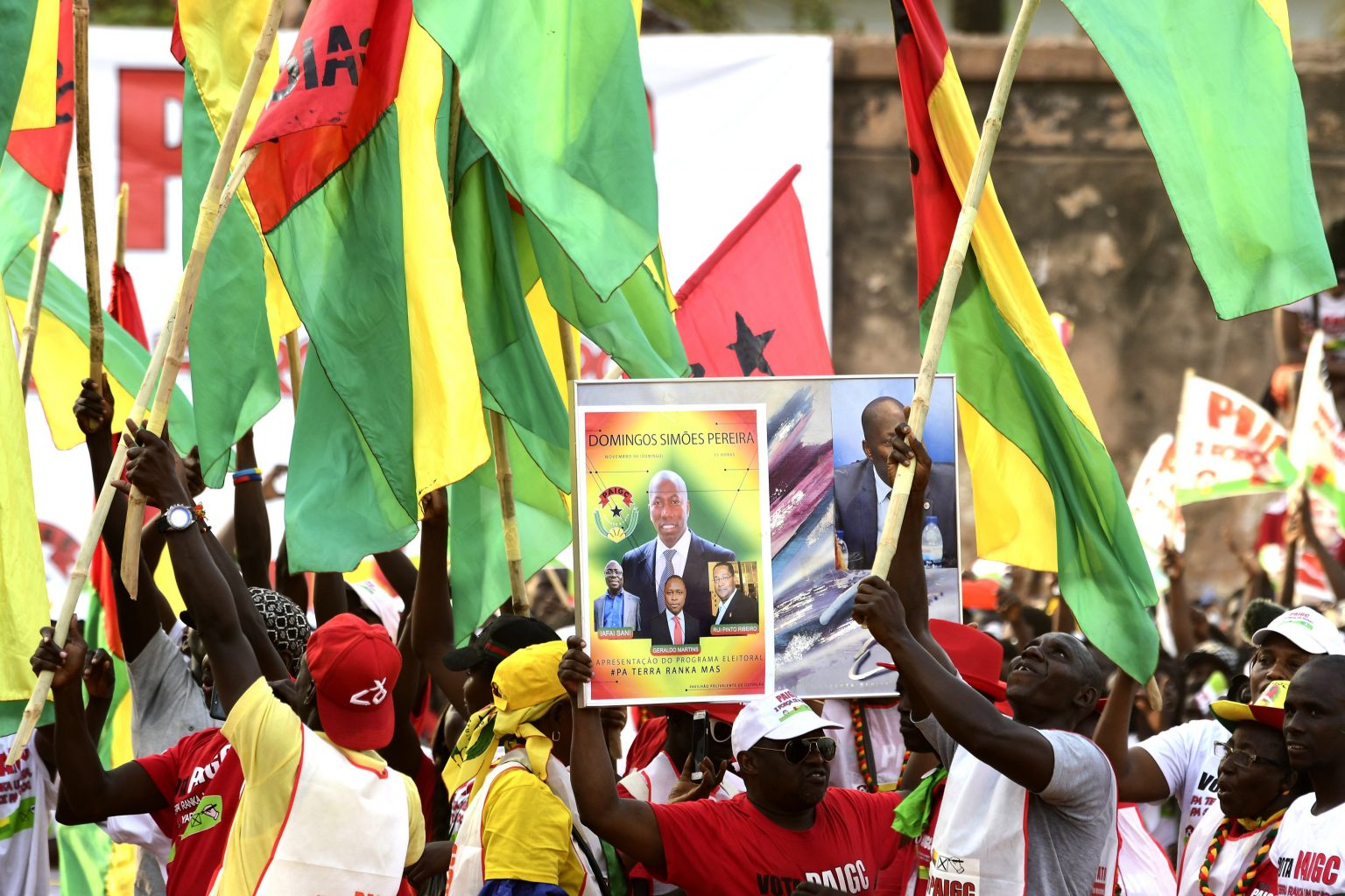 Guinea Bissau set for Sunday's presidential runoff to elect new ...