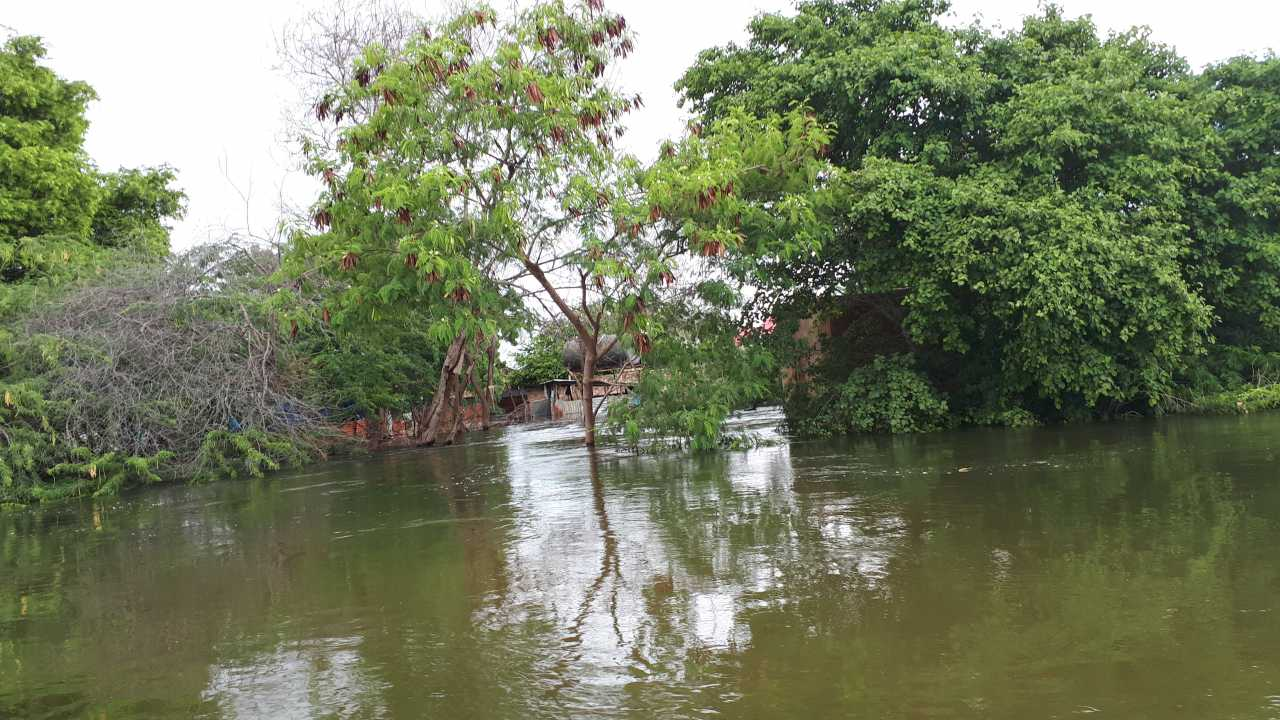 Flooding in Belet Weyne Somalia Dr