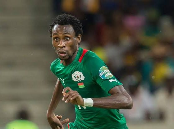Burkina Faso striker Jonathan Pitroipa quits international football at 33