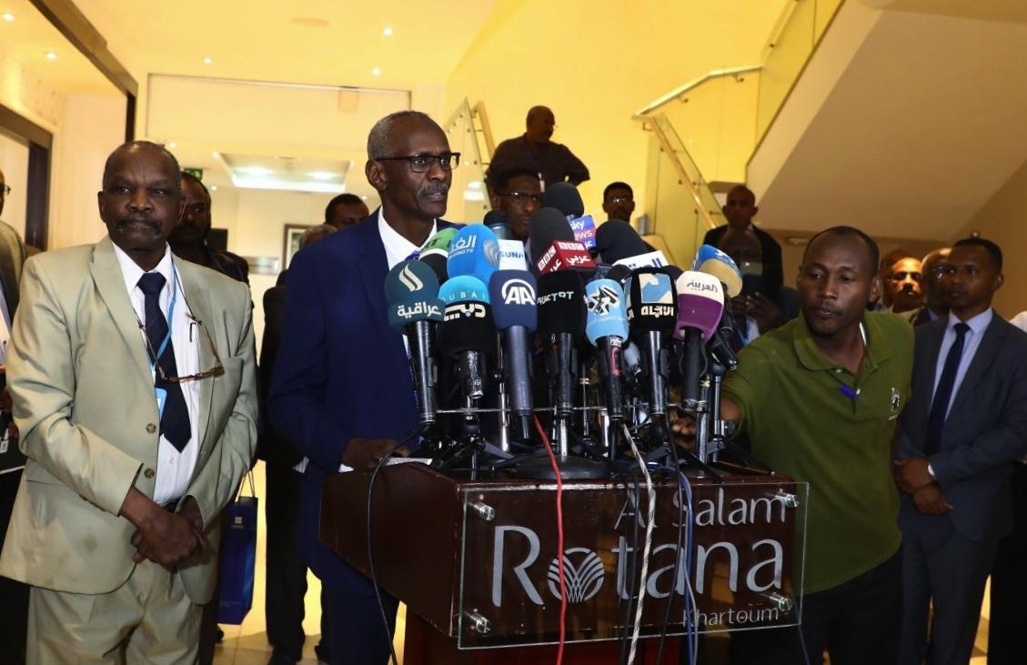 Nile Dam talks record major progress in Khartoum, Sudanese minister