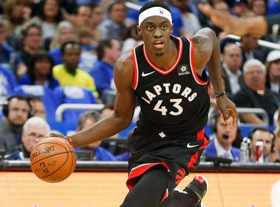 Pascal Siakam nets 24 points for NBA champions Toronto Raptors