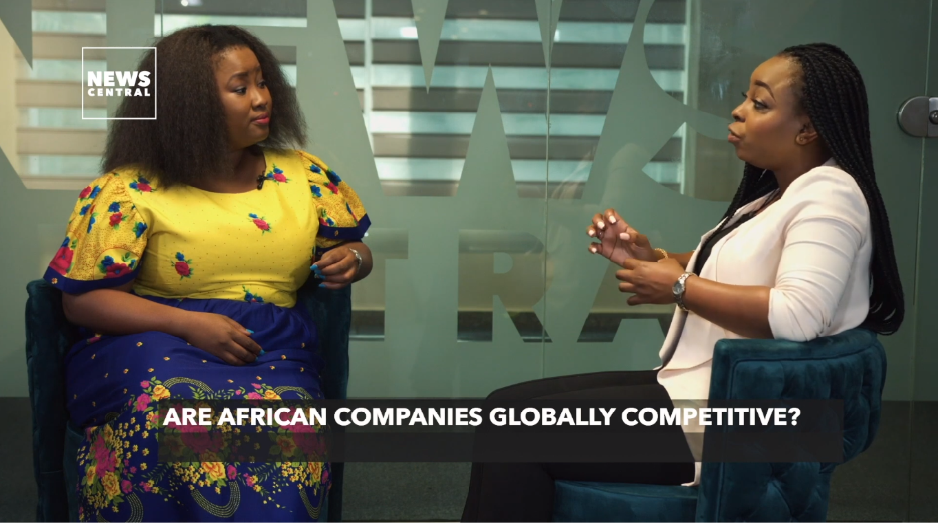 Abi Owolawi Chats with Vumile Msweli on Human Resources