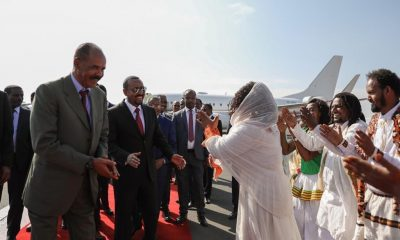 Ethiopia's Abiy hosts Eritrea's Isaias in historic post-Nobel meeting