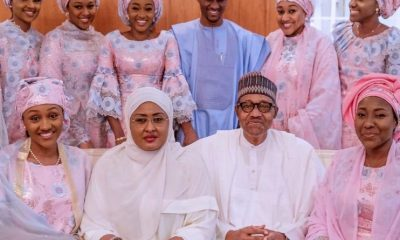 President Muhammadu Buhari marks 30th wedding anniversary with wife, Aisha