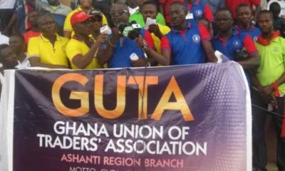 Ghana's traders' union vows to maintain stance on foreign traders in the country